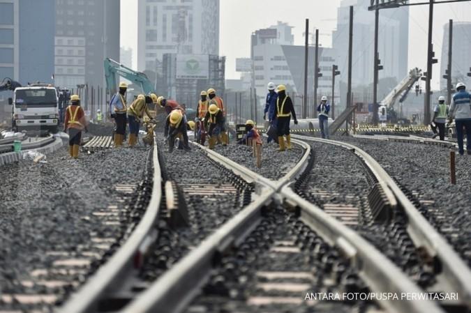 Mengejar proyek MRT Jakarta sesuai target