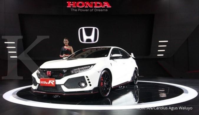 Pasca GIASS, Honda catat kenaikan penjualan