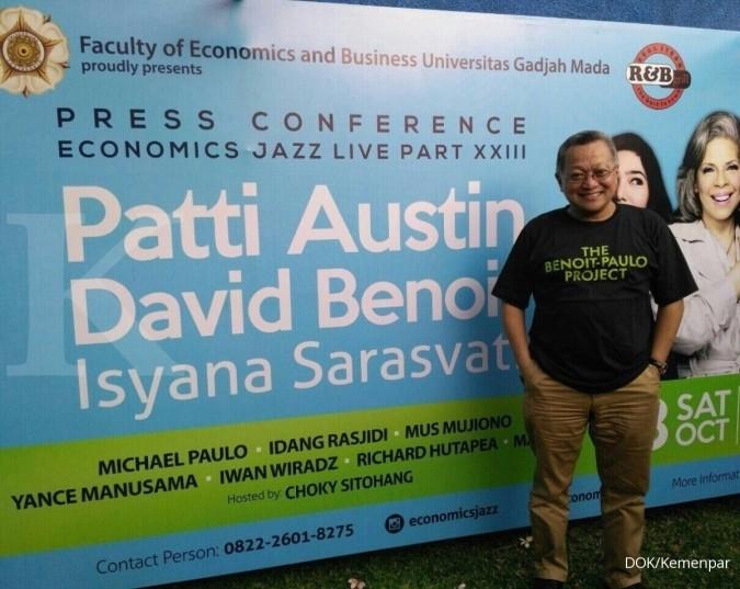Economics Jazz datangkan Patti Austin