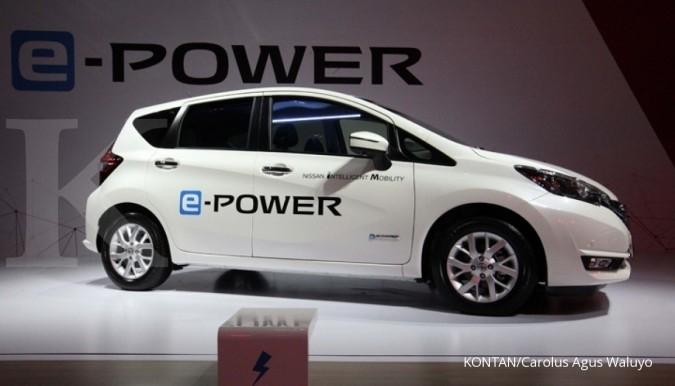 Industri otomotif tunggu regulasi mobil listrik
