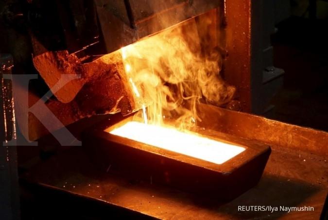 Ketegangan Korut meningkat, emas kembali menguat