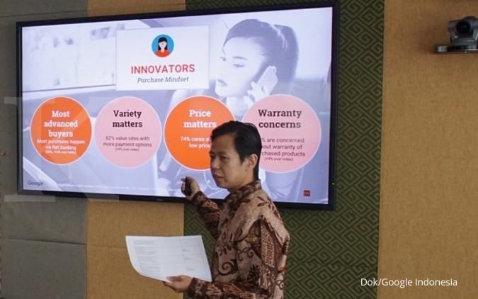 Google: Hanya 16% UMKM Indonesia yang punya situs