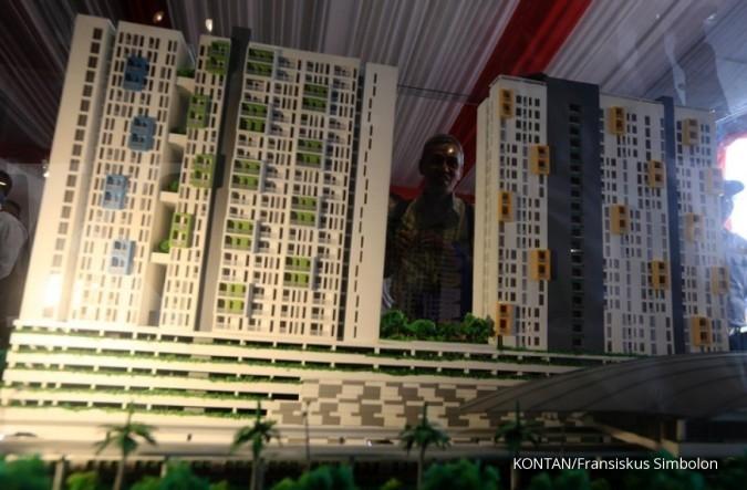 Perumnas siapkan Rp 1,75 T bangun 2 apartemen TOD