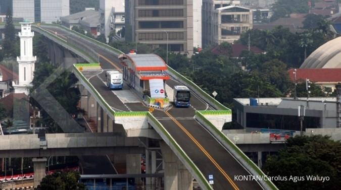 Era Ahok, rute Transjakarta meluas hingga pelosok