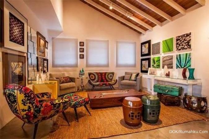 Cara tampilkan suasana etnik di rumah (1)