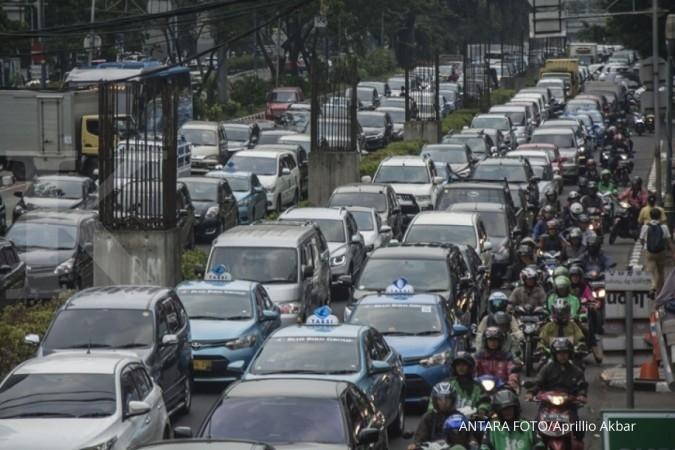 Kadishub: Motor tidak dilarang lintasi Rasuna Said