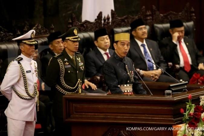Jokowi: RAPBN 2018 fokus pada tiga kebijakan utama
