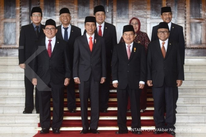 Klaim pencapaian Jokowi-JK sampai sekarang ini
