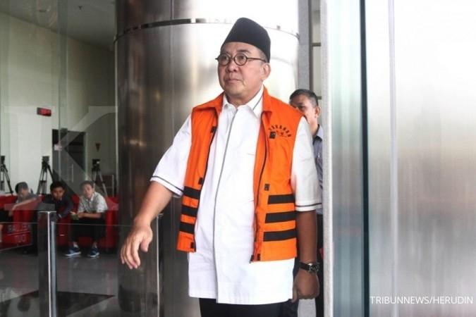 Terima suap, Gubernur Bengkulu segera disidang