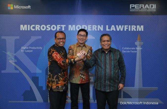 Microsoft garap teknologi kantor modern advokat