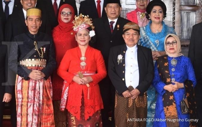 Ini fokus pemerintahan Jokowi di tahun ketiga