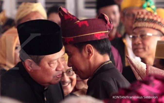 SBY mendadak temui Jokowi, ada apa?