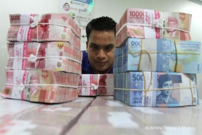 Rupiah diuntungkan pasar wait and see the Fed