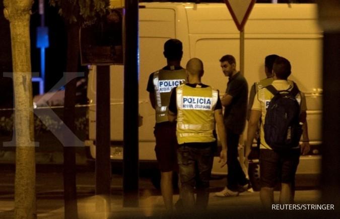 Spanyol didera serangan teror kedua