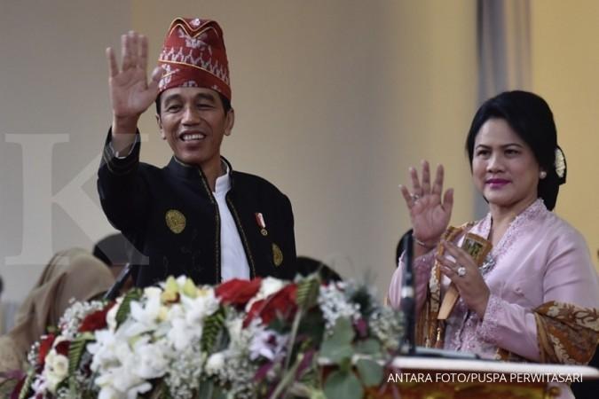 Presiden tak tersinggung dengan doa Tifatul