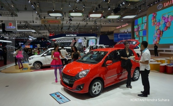 Daihatsu berhasil menjual 778 unit di GIIAS 2017