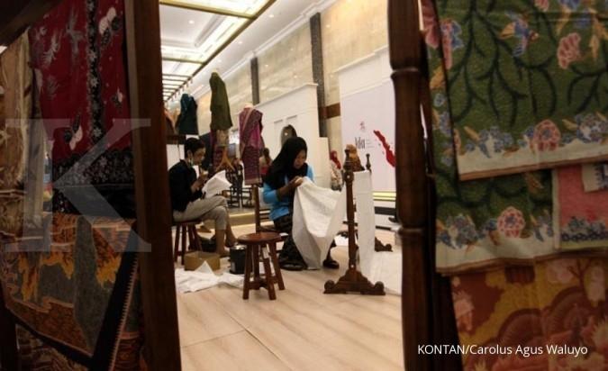 Ekspor batik tembus US$ 39,4 juta