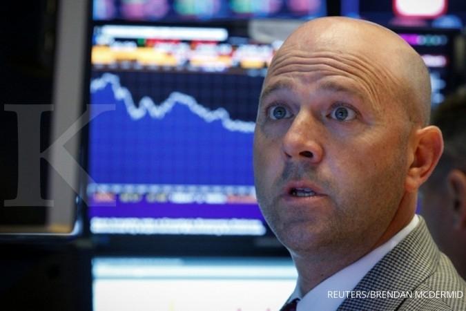 Revisi PDB AS mendorong bursa saham
