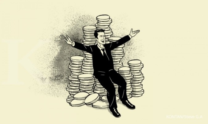 Biar orang kaya baru tetap sejahtera