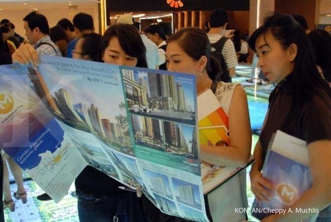 Proyek Meikarta telah terjual 130.000 unit