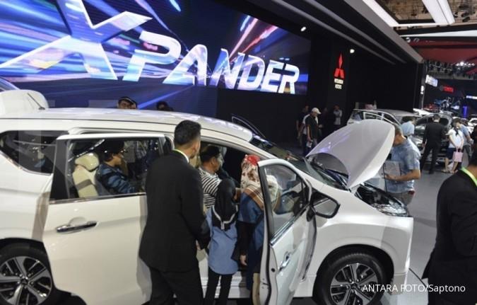 Mitsubishi jual Xpander 7.489 unit