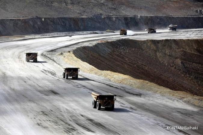 Harga batubara melesat, setoran bisa lewati target