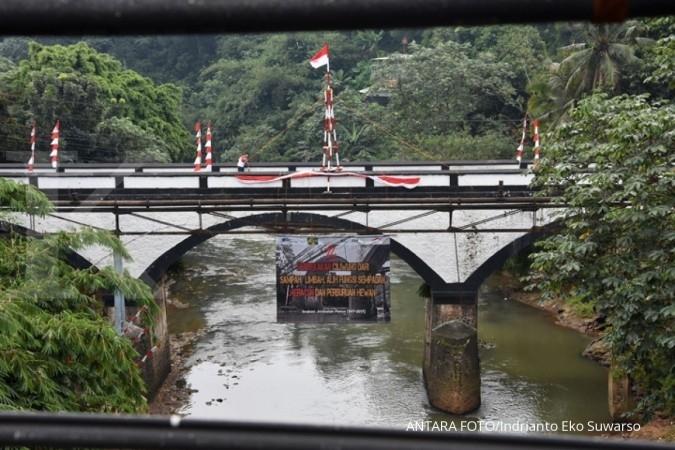 Normalisasi sungai Ciliwung rampung Oktober 2017