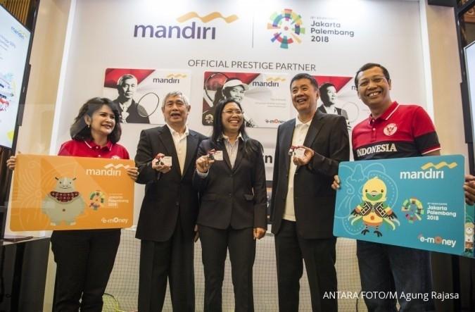 Bank Mandiri luncurkan e-money edisi Asian Games