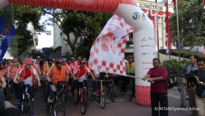 Bike to Work penuhi CFD