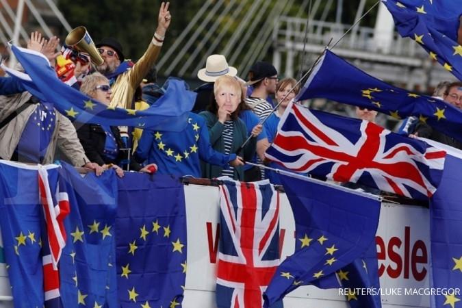 Inggris-Uni Eropa membuka negosiasi Brexit