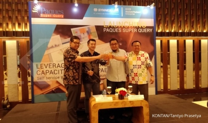 Synnex Metrodata Indonesia genjot digital platform
