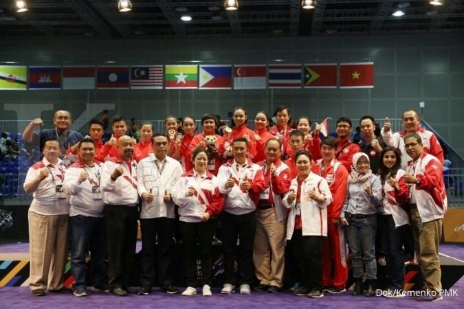 Indonesia rebut emas Sea Games dari renang