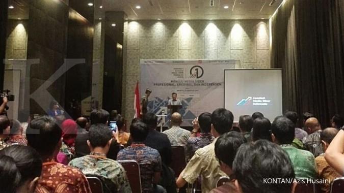 JK harap Asosiasi Media Siber junjung netralitas
