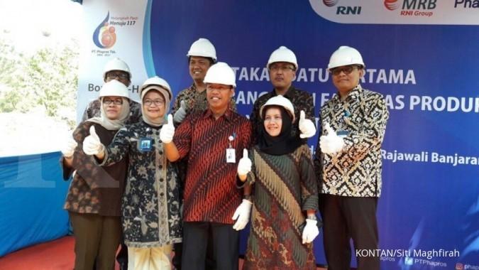 Phapros bangun fasilitas produksi alkes di Bandung