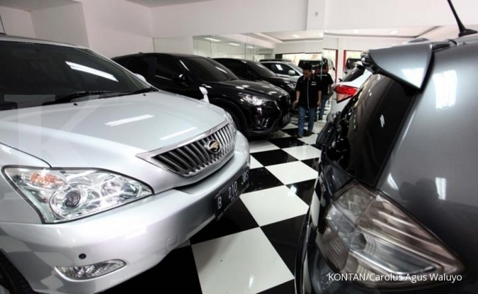 OLX: Segmen MPV merajai pasar mobil bekas