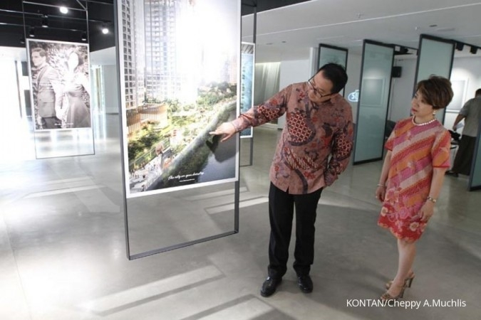 Apartemen Promenade DILD dilego dari Rp 2,8M