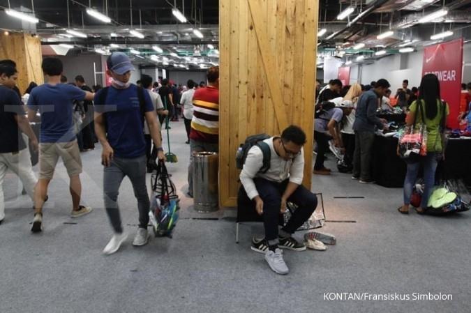 Siapkan diri, Nike Bazaar dibuka kembali