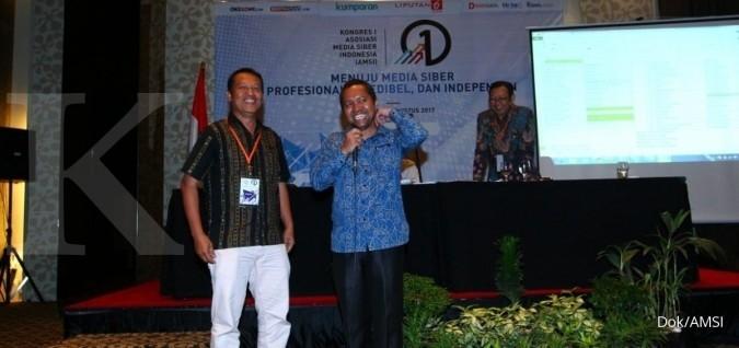 Asosiasi Media Siber Indonesia punya ketum baru