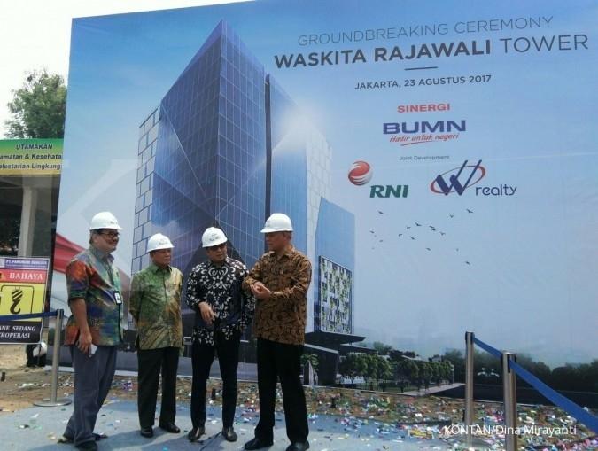 RNI akan spin-off bisnis properti di 2018