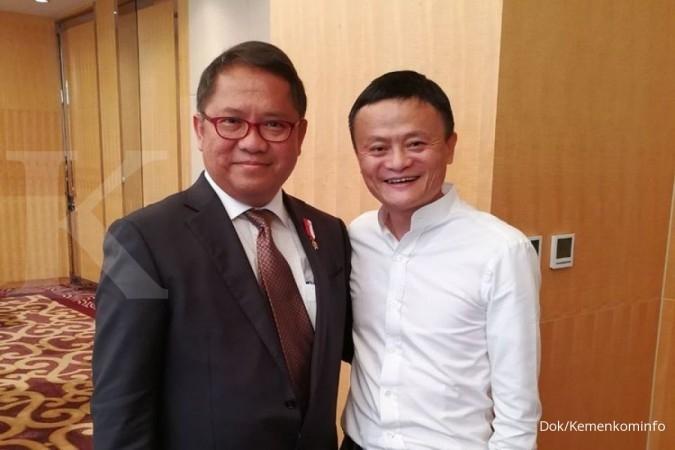 Nasihat e-commerce dari Jack Ma akan dikawal