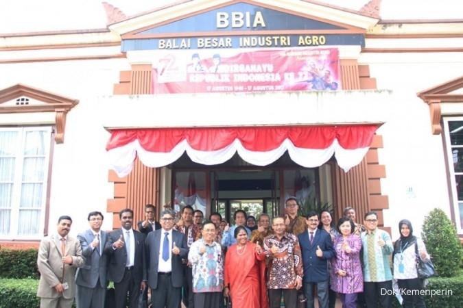RI-India perkuat litbang industri makanan olahan