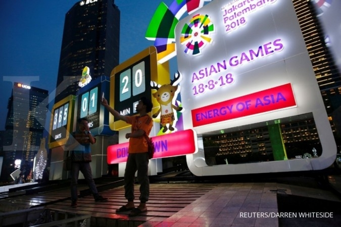 Jakarta sets venues for Asian Games' sailing event