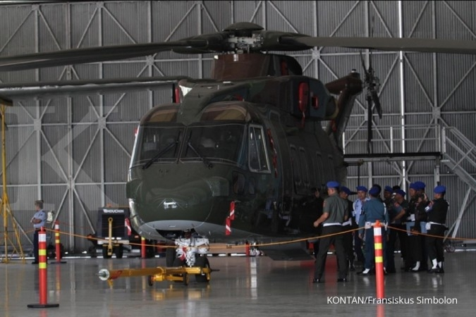 BPK: Audit pengadaan helikopter Agusta masih jalan