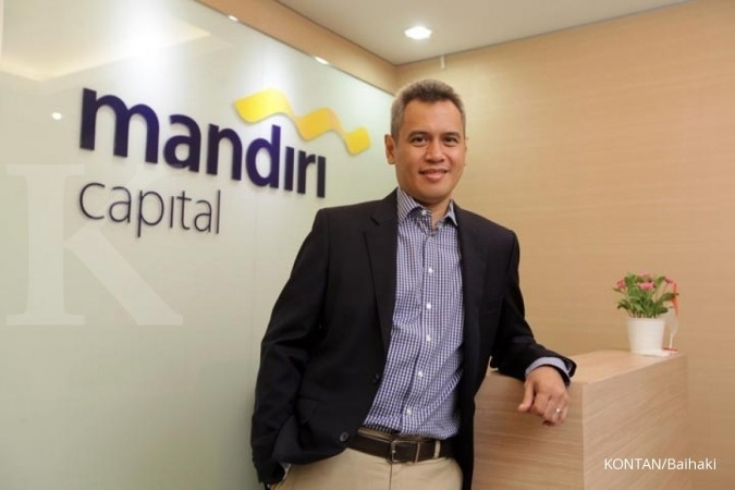 Mandiri Capital suntik dana US$ 1 juta ke start up Crowde