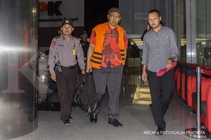 Komisaris PT AGK didakwa suap Dirjen Hubla Rp 2 M