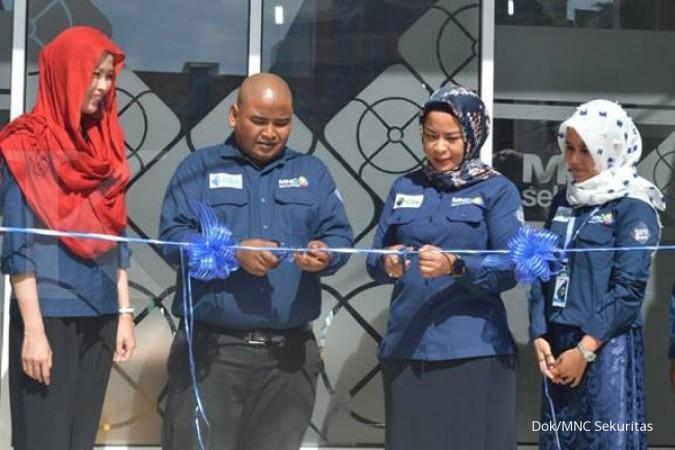 MNC Sekuritas resmikan kantor cabang baru di Aceh