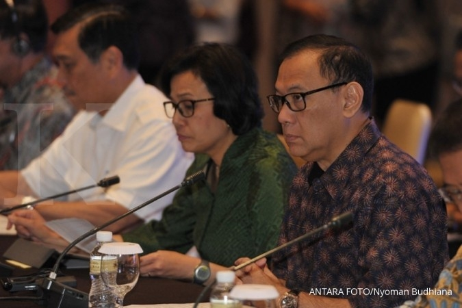 Kopi Toraja hingga alunan gamelan di kantor IMF