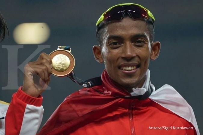 Klasemen perolehan medali SEA Games hingga Jumat