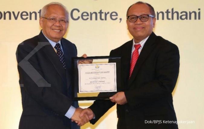 BPJS Ketenagakerjaan raih apresiasi dari ASSA