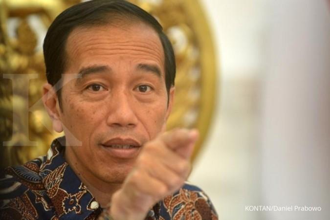 Presiden Jokowi: Pengusaha tak usah bicara politik